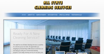 Post image for Cleaning Business Website Package ST02