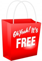 Post image for Free giveaways are a great way to drum up business
