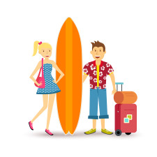 Post image for Taking a vacation when you own a business…