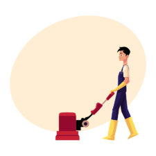 Post image for Want to make more money? Add VCT Floor Care to your list of services.
